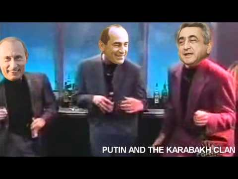 Qocharyan, Sargsyan Putin - Tjum ennqqq ))