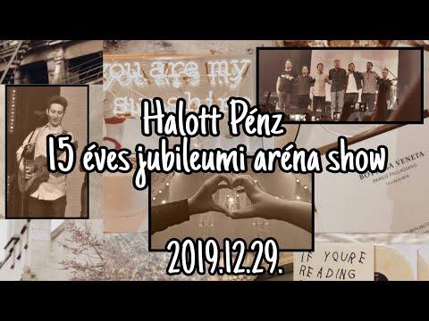 Halott Pénz - Aréna show:2019.12.29.