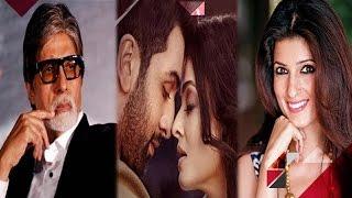 Amitabh Comments On Aishwarya & Ranbir's Steamy Scenes | Twinkle Khanna Shuts Up Her Troller