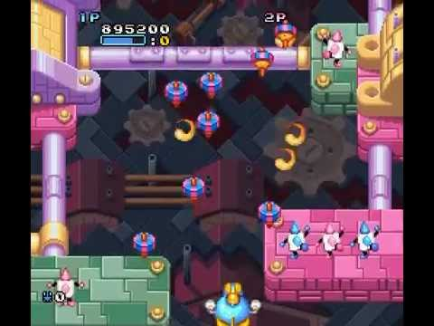 SNES Longplay [236] Pop'n TwinBee