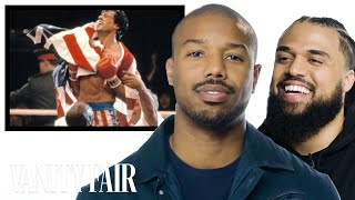 Michael B. Jordan and Steven Caple Jr. Review Boxing Movies | Vanity Fair