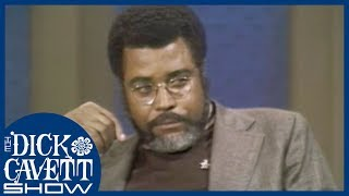 James Earl Jones addresses Tony Quinn's Race Controversy | The Dick Cavett Show