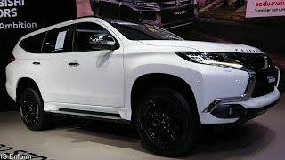 2019 Mitsubishi Pajero Sport 2.4 Diesel 4WD Elite Edition Walkaround Exterior & Interior