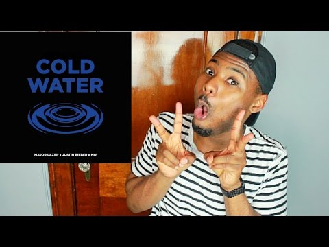 Major Lazer Ft. Justin Bieber - Cold Water (REACTION)