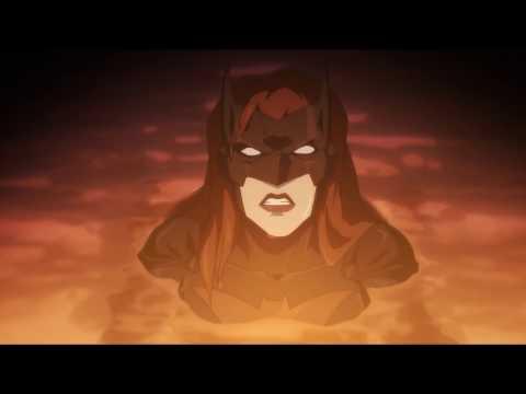 Бэтвумен и Бэтмен против Еретика и подручных