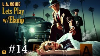 Lets Play L.A. NOIRE - Whats This? Some Underage Naked Girl Filming? Perverts!
