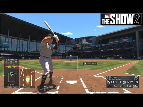 MLB THE SHOW 21 (Xbox One / PS4 / PS5 / Series X) - Primer Contacto    GAMEPLAY en Español