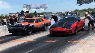 LEGAL STREET RACING - Coffeyville Street Drags