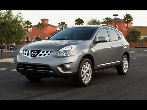 2012 Nissan Rogue SV AWD Drive & Review