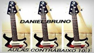 NOTAS MUSICAIS NO BAIXO AULAS CONTRAABAIXO 10.1 +Music (TV Genre)