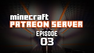 Minecraft | Patreon Server | Massive Builds!! #3