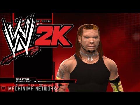 Jeff Hardy Wwe Games ▶ Wwe 2k14 Jeff Hardy Texture