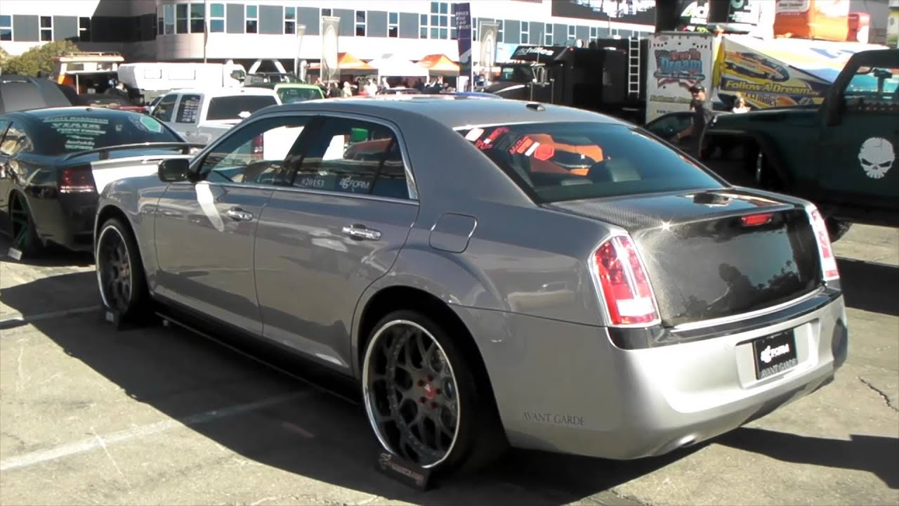 Dubsandtires Com 2010 Chrysler 300 Review 22 Custom