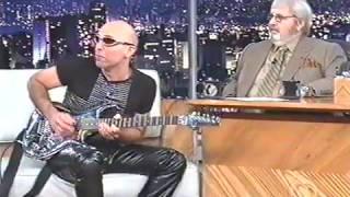 Joe Satriani - Programa do Jô (São Paulo/Brazil - 2001)