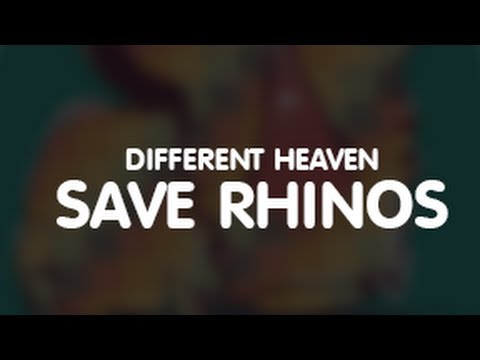 Different Heaven - Save Rhinos