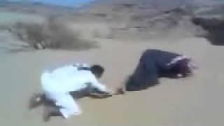 Funny arab doing namaz