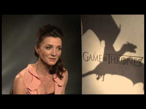 HBO Asia | Game of Thrones S3 - Interview with Michelle Fairley