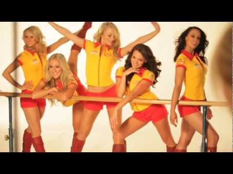 XXXX Angels - Behind the scenes of the 2013 photoshoot.