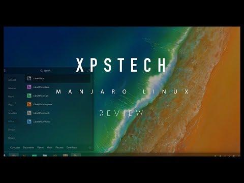 REVIEW : Manjaro Linux 17.0.4 [Sept 2017]
