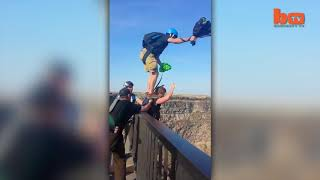 base jumping fails compilation part 3