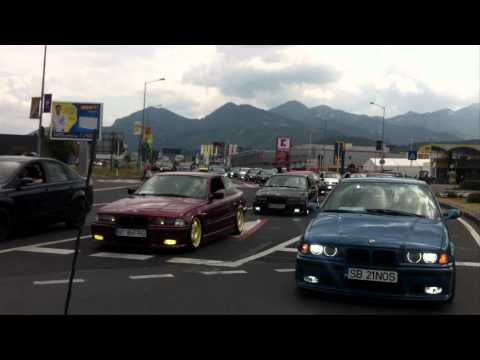 BMW E36 MEETING2012