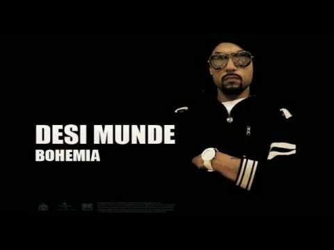 Desi Munde ( dashing bohemia songs )