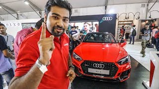 Autocar Performance Show 2018 | New Cars | SUPERCARS | SUPERBIKES