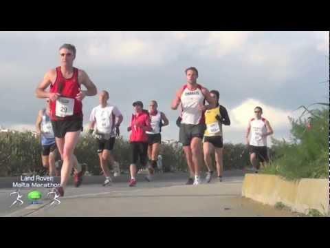 Malta Marathon 2012