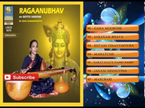 Kannada Karaoke Songs | God Instrumental Music | Ragaanubhav...