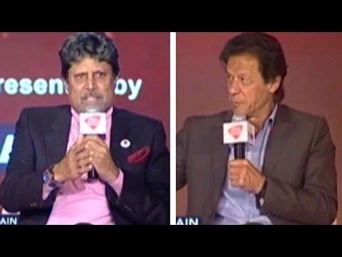 Agenda Aaj Tak: Imran & Kapil Dev Take Position