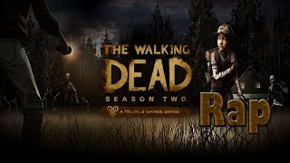 THE WALKING DEAD 2ª TEMPORADA EL JUEGO RAP | CarRaxX