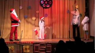 Jesus vs Santa, Christmas Play, Skit Drama