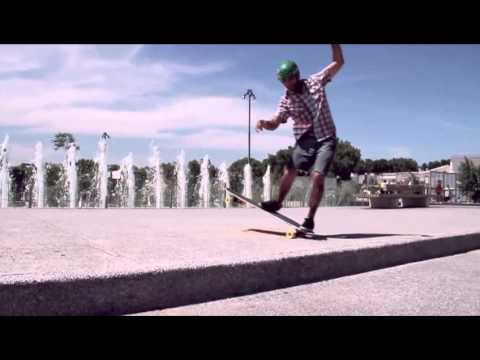 Longboarding: Wolfman