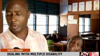Dealing with Multiple Disability - Joy News Today (20-10-14)