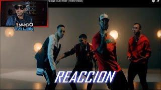 Reaccion A Solas Remix Lunay X Lyanno X Anuel Aa X Brytiago X Alex Rose Audio Oficial