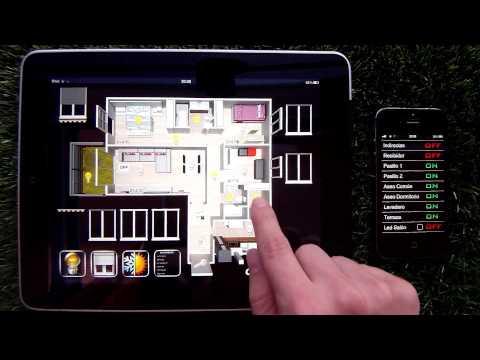 Domótica – Controla tu casa con tu iPhone, iPad o Android en Málaga y Marbella
