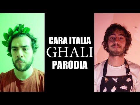 Ghali - Cara Italia [PARODIA COMPLETA] - PanPers