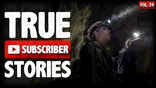 Elementary School & Urbex Stories | 10 True Scary Subscriber Horror Stories (Vol. 24)