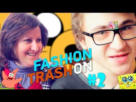 FashionTrashon / выпуск 2 / Детская мода (Эльдар Джарахов,Успешная группа)