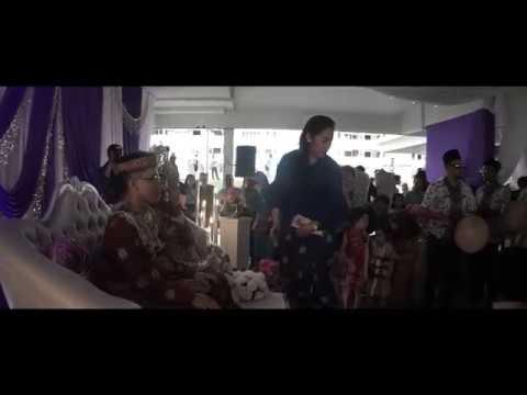 [Wedding Affair] Muhammad Irwan Bin Aziz & Selleymah Binti Misran