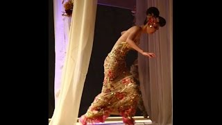 Compilation of models falls on runway during Chinese fashion shows ! 模特尴尬摔倒大合集!