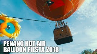 HOT AIR BALLOON FIESTA 2018
