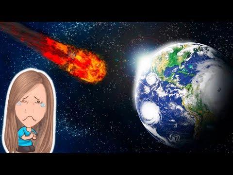 NASA: Метеорит может упасть на Россию 18 марта 2018 года
