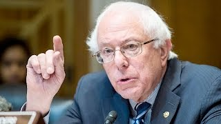 Bernie Says NO To Obama's FDA Nomination; Won't Let Big Industry Win This Time