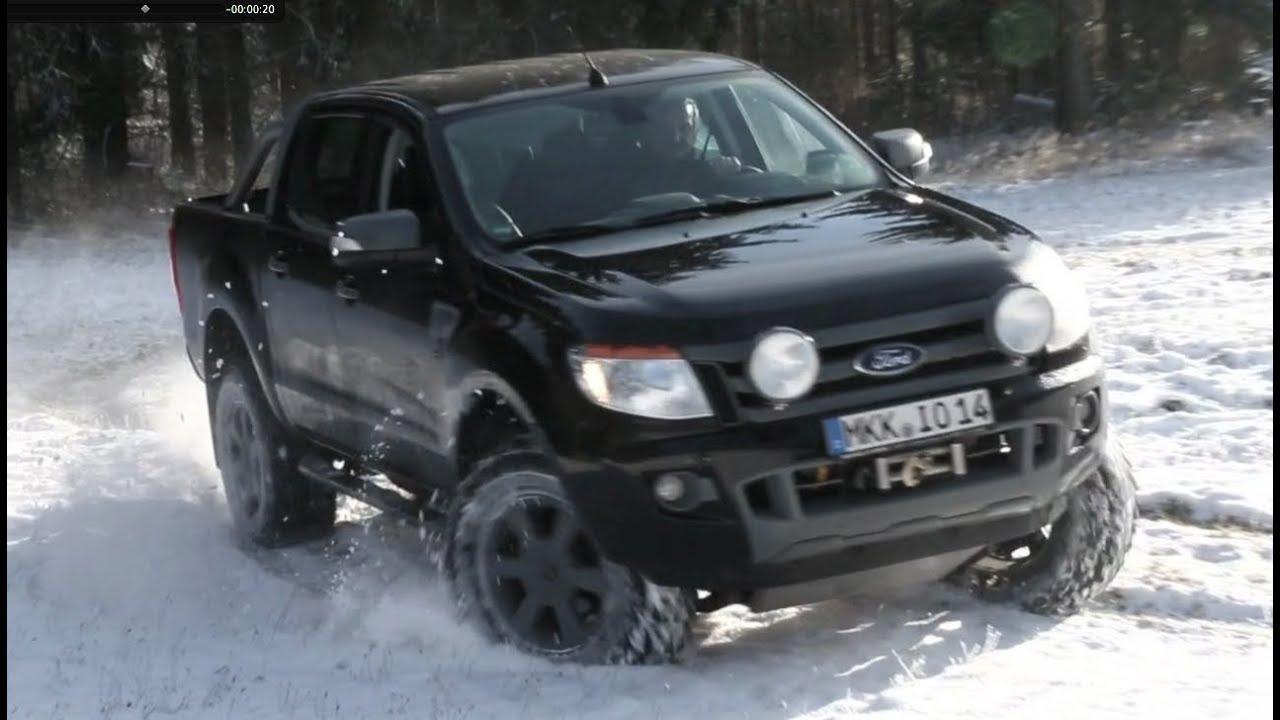 Форд ренжер тюнинг фото