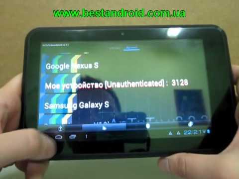 Китайский телефон-планшет FreeLander PD10 Android 4.0