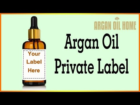 Argan Oil Private Label - Wholesale From Morocco