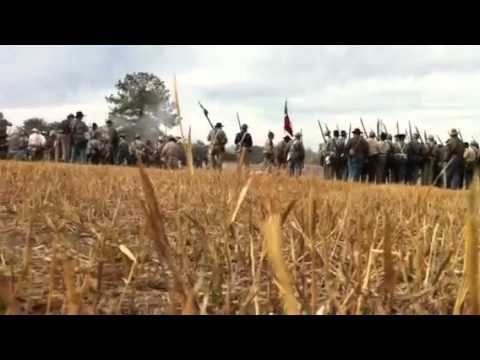Brooksville Civil War Reenactment