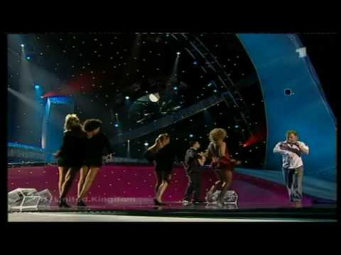 Eurovision 2003 15 United Kingdom *jemini* *cry Baby* 16:9 Hq video