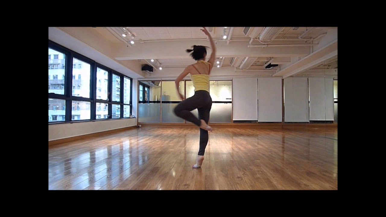 Chaines Turn Ballet Chaine Turns 1080p